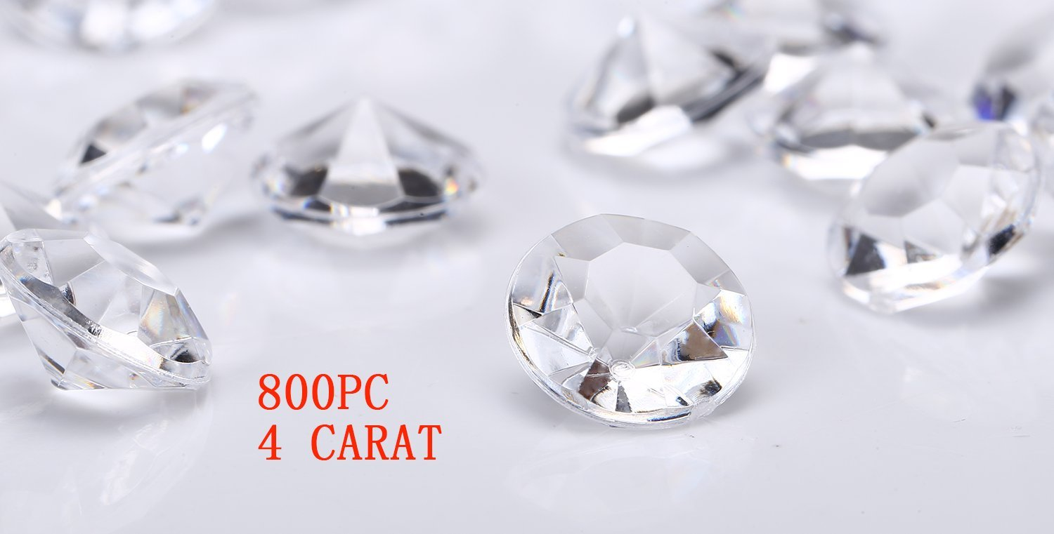 Best Diamond Decorations For Party Amazon