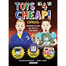 "Toys ""4"" Cheap: The Magic of Toys Will Shut Up Your Child"