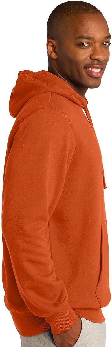 Sport Tek Kapuzen-Pullover Sweatshirt Athletic Hthr