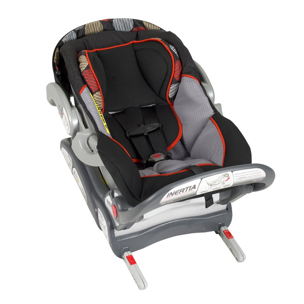 Amazon Baby Trend Inertia Infant Car Seat Horizon Rear Facing Child Safety Seats