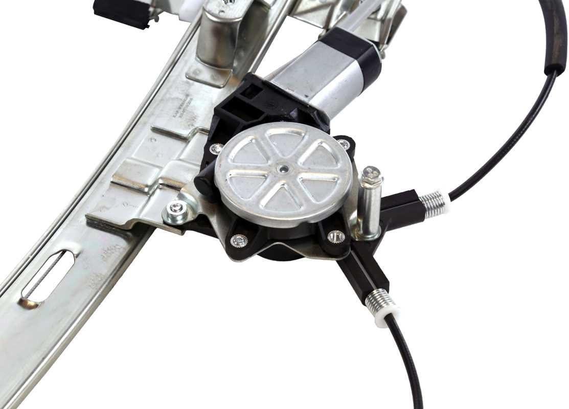 Auto Shack WR848269 Power Window Regulator With Motor