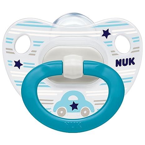 NUK Classic Felices Días Chupetes de silicona (0 - 6 M ...