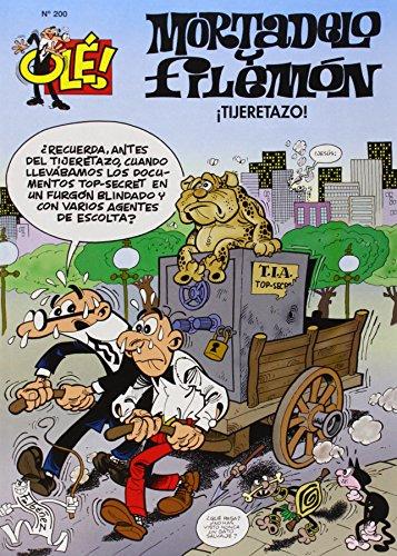 Descargar Libro Ole Mortadelo 200. ¡tijeretazo! Francisco Ibáñez Talavera