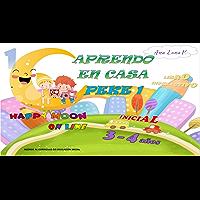 APRENDO EN CASA: PEKE 1 para niños de 3 a 4 años