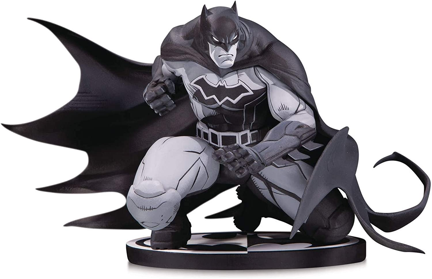 DC Collectibles Batman Black And White Statue New With FREE Delivery!