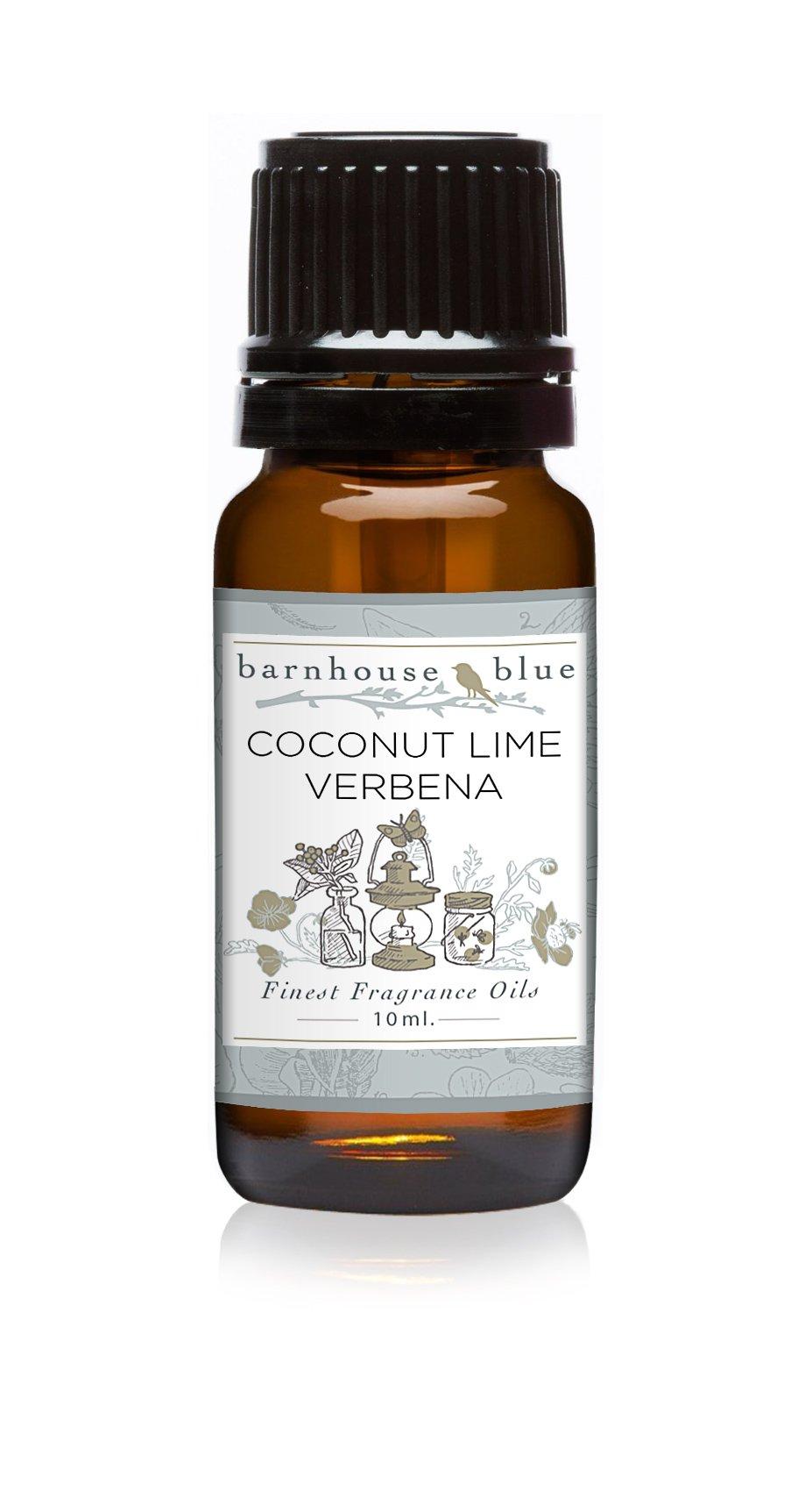 Barnhouse Blue - Coconut Lime VerbenaPremium Fragrance Oil - Scented Oil - 10ml
