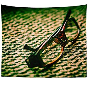Westlake Art Wall Hanging Tapestry - Care Glasses - Photography Home Decor Living Room - 26x36in