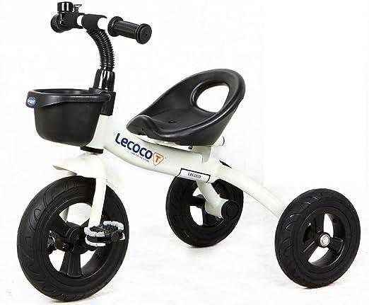 YJWOZ Niños Triciclo, Bicicleta Coche de Juguete Cochecito de bebé ...
