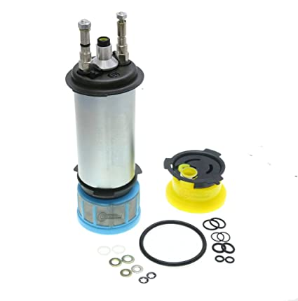HFP-512 Fuel Pump with Strainer Replacement for Mercury Marine Outboard  (1999-2002) Replaces 809088T1, 808505T01, 827682T