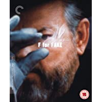 F For Fake [The Criterion Collection] [2018]