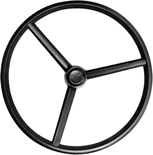 New Steering Wheel Splined center For Ford New Holland OE style Metal Spokes 8N3600