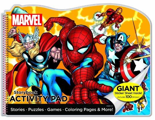 Bendon Marvel Large Activity Floor Pad