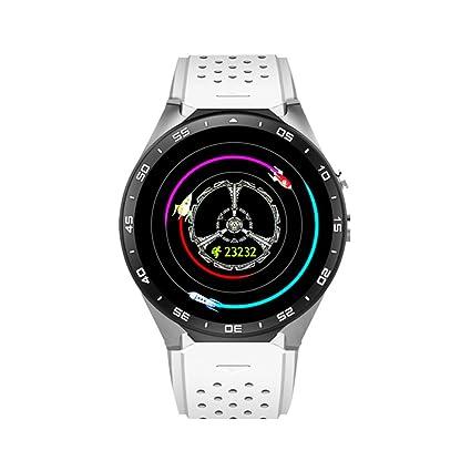 Amazon.com: Bluetooth WIFI Smart Watch with Camera ...