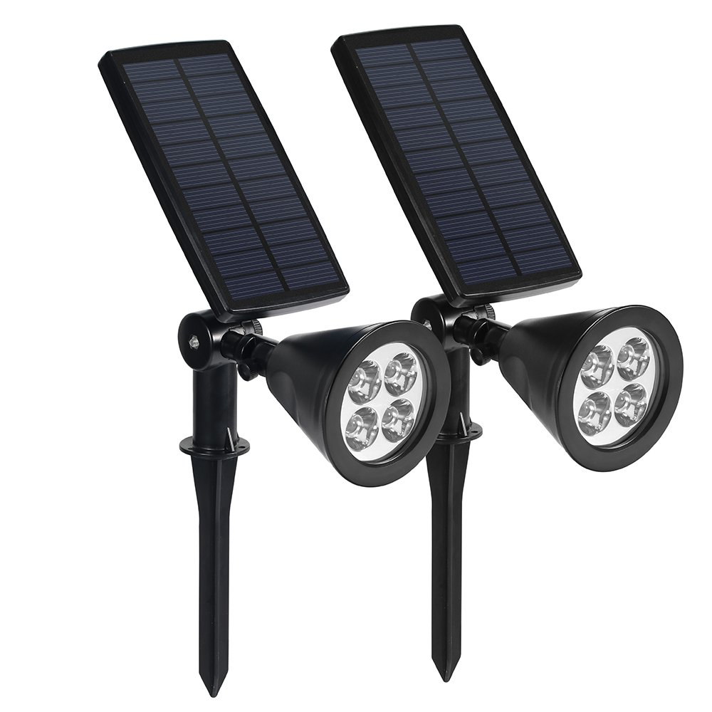 Le 5 migliori lampade solari da giardino economici 2018 - Lampade da esterno solari ...