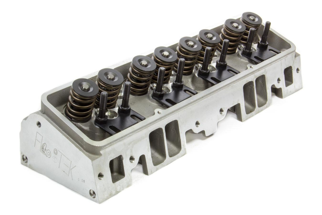 1. Flotek 102505 Aluminum Cylinder Head for Small Block Chevy