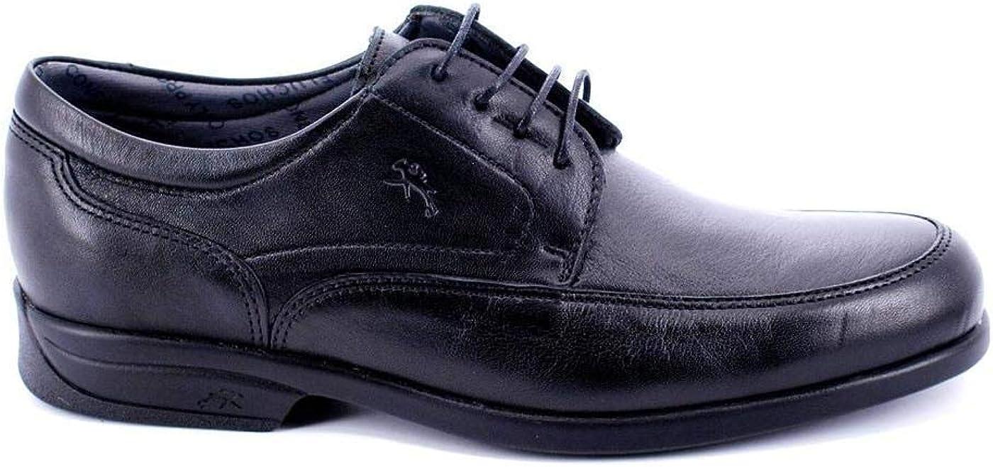 TALLA 44 EU. Zapato Fluchos Only Professional Negro 8903