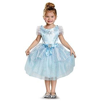 amazon disney princess cinderella classic toddler costume