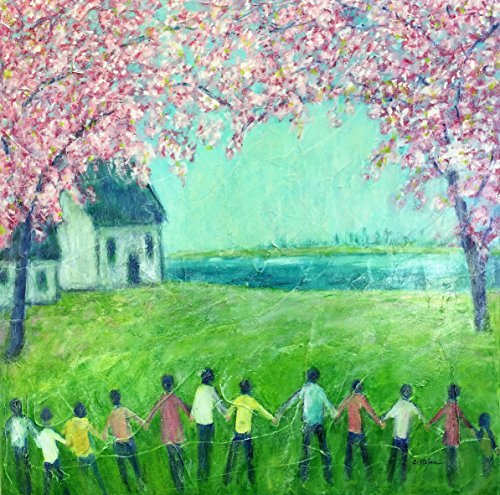 Together under the cherry blossoms (Together Blossoms)