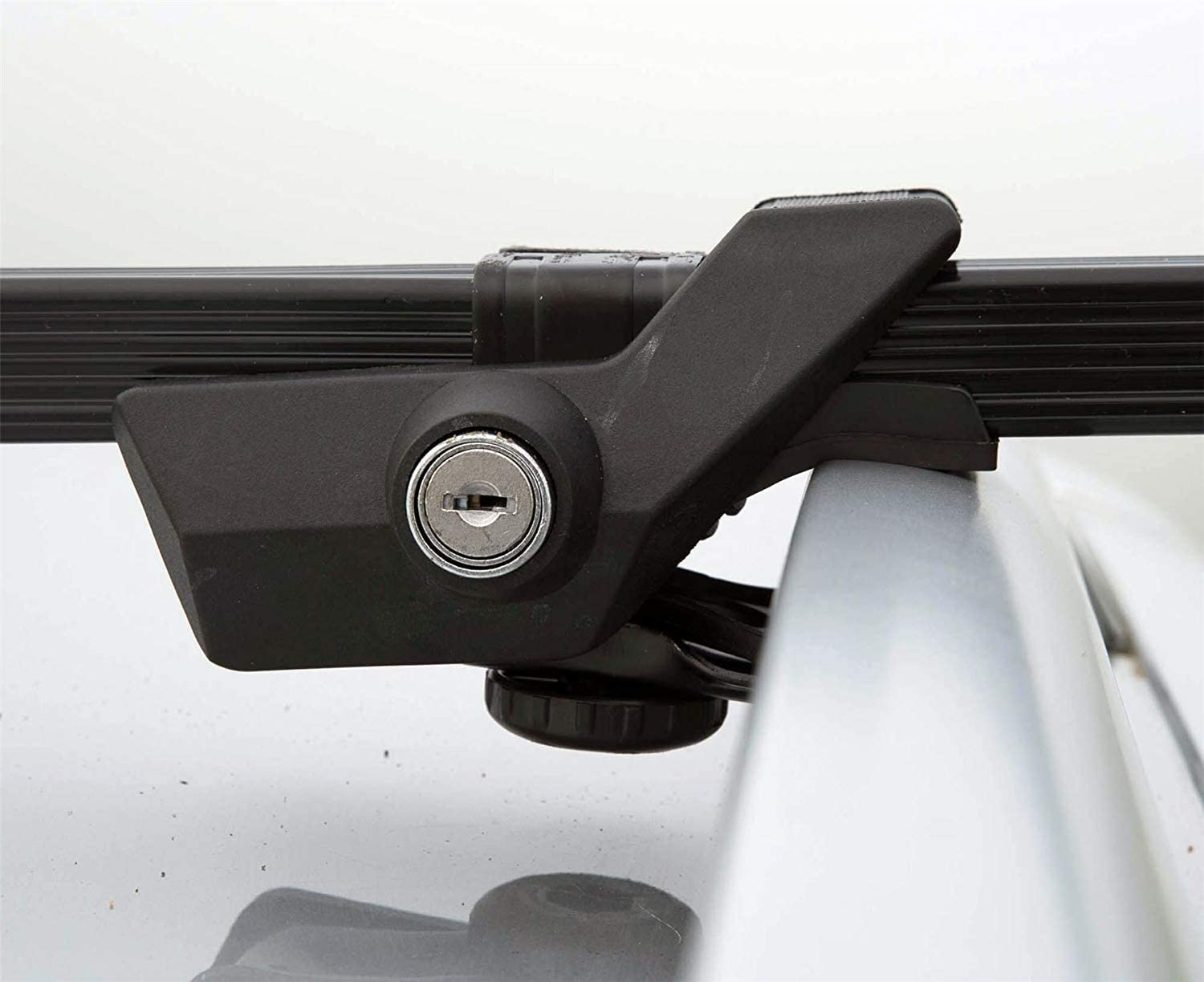 Years 01-05 5 Door For Cars With Raised Type Running Rails The Urban Company Roof Bars to Fit Suzuki Ignis
