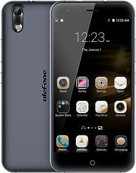 Ulefone París 4G Smartphone MTK6753 64 bits Octa Core 5.0