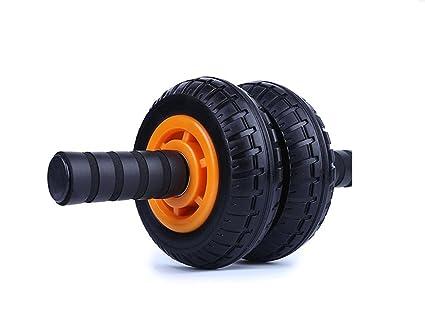 WE&ZHE Caucho Natural Multi-funcional de la aptitud de la rueda de rodillo de alimentación