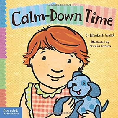 Free Spirit Publishing Toddler Tools Calm-down Time