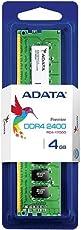 Memoria RAM Adata DDR4 2400MHz 4GB CL17 AD4U2400J4G17-S