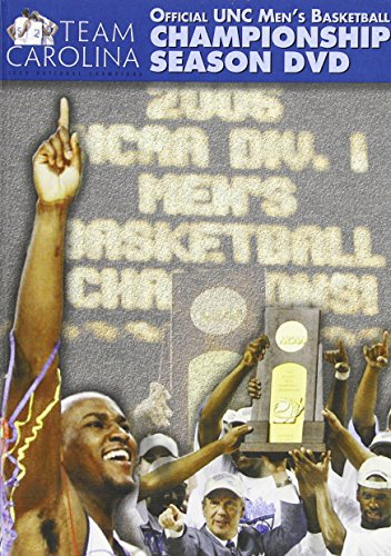 Team Carolina: 2004-2005 Official UNC Men's Basketball - Championship Season DVD TM0139