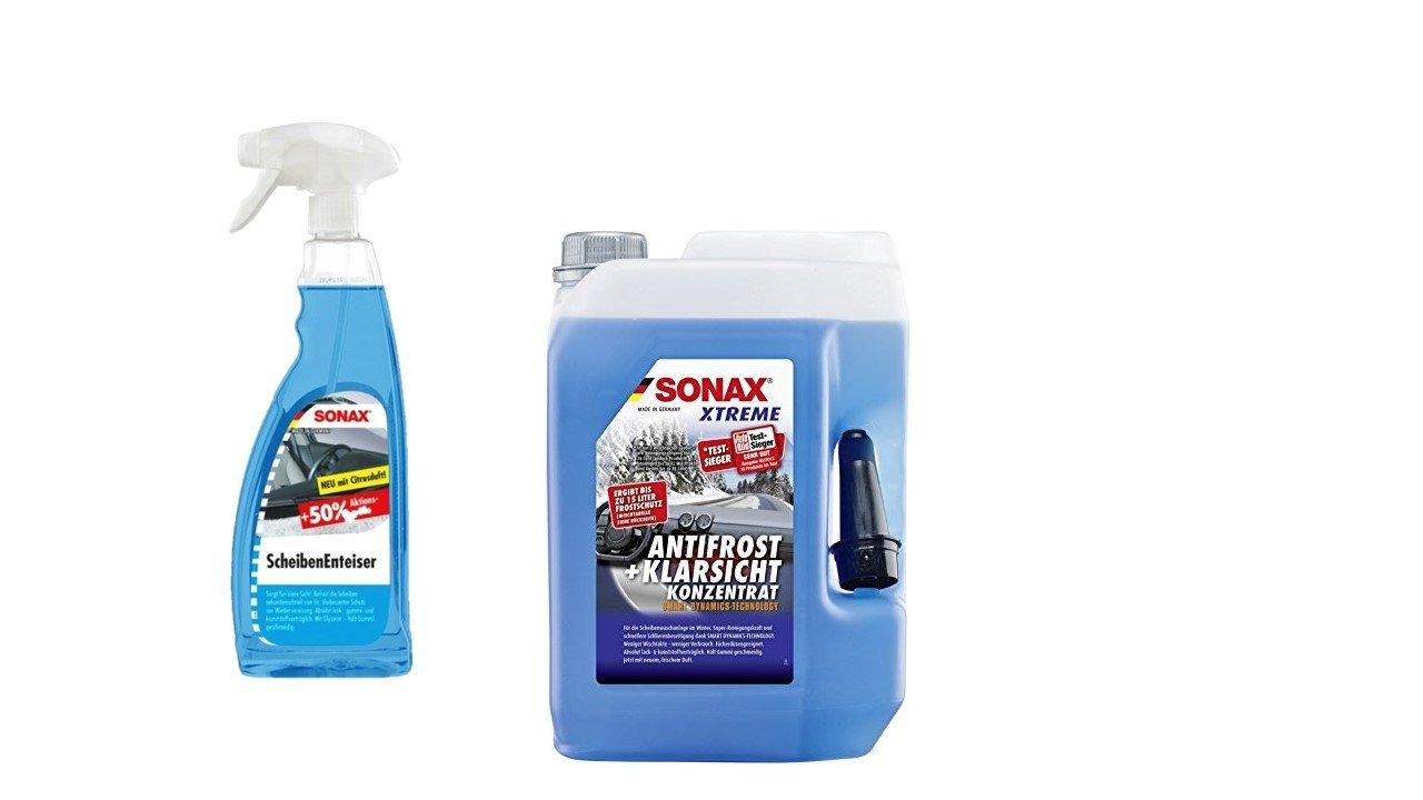 Produit SONAX 232505 XTREME AntiFrost&KlarSicht Konzentrat, 5 litres