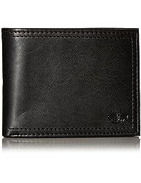 Dockers Men's Extra Capacity Leather Wallet
