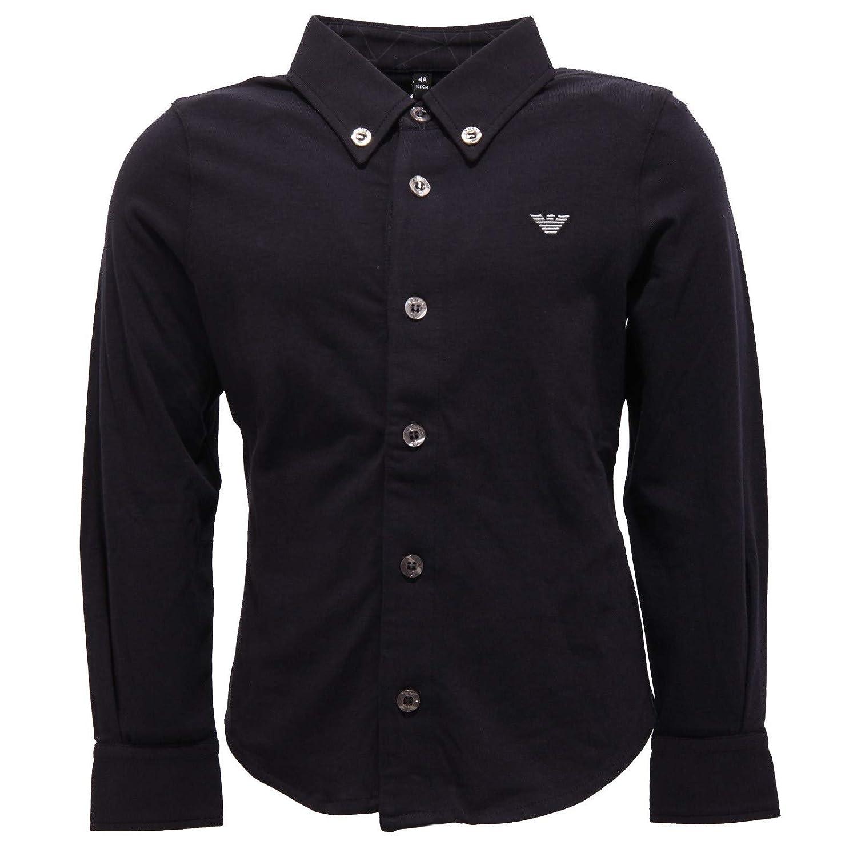 bleu 6 YEARS 7101Y Camicia Maglia Bimbo Boy Arhommei Junior bleu Jersey Shirt