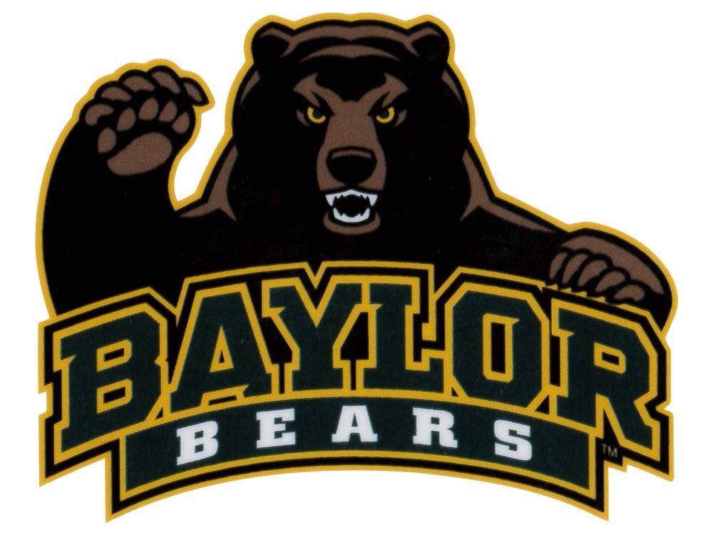 Rico NCAA Baylor Bears Small Static Decal
