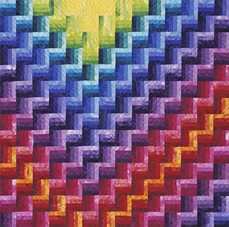 Amazon.com: Northern Lights Quilt Pattern By Joen Wolfrom : northern lights quilt - Adamdwight.com