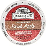 GROVE SQUARE SPICED APPLE CIDER 96 K CUPS