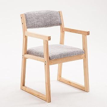 Zhdc Tabourets De Bar Moderne Simple Chaise De Style Japonais