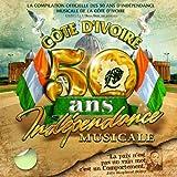 Cote D'Ivoire 50 ans Independance  Musicale