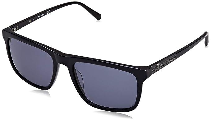Harley-Davidson HD0929X Gafas de sol, Azul (Blue/Other/Smoke ...