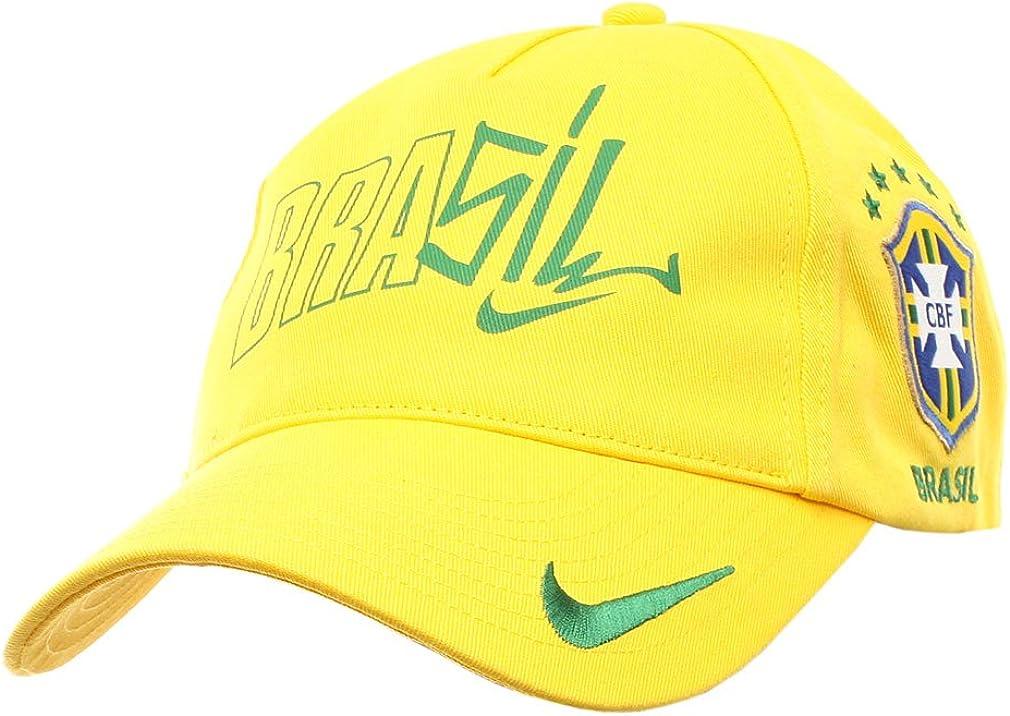 NIKE Brasil CBF Brazil World Cup Unisex Baseball Cap/Hat One Size