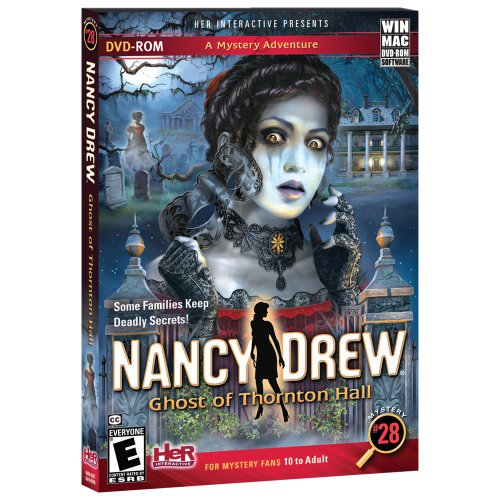 Nancy Drew: Ghost of Thornton Hall - PC/Mac (Halloween Pc Games)