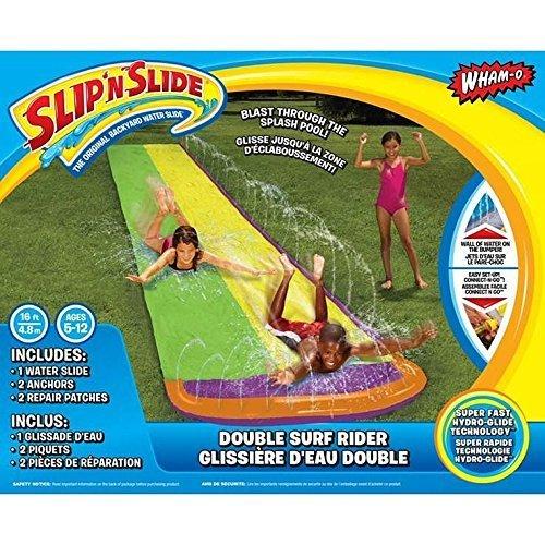 Slip 'N Slide Double Surf Rider Water Slide