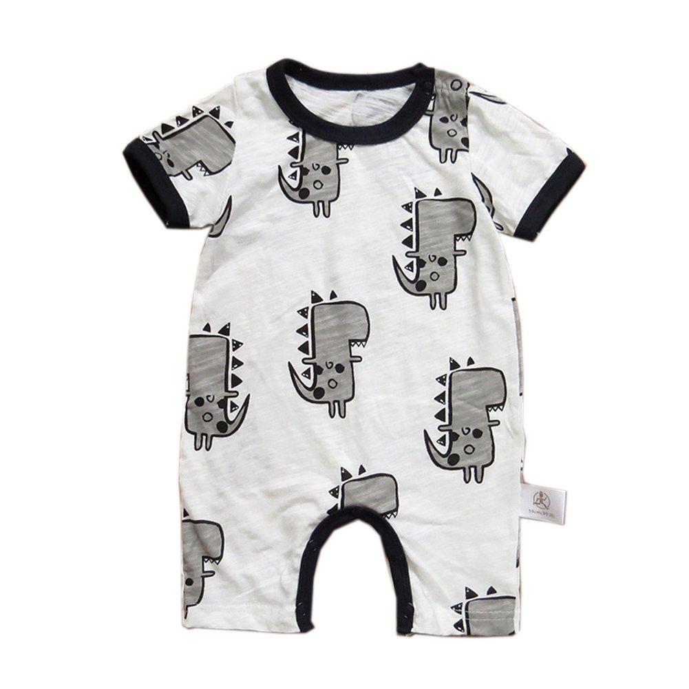 Fairy Baby Jumpsuit Baby Sommer Strampler Baby Boy Schlafanzug kurze /Ärmel size 59