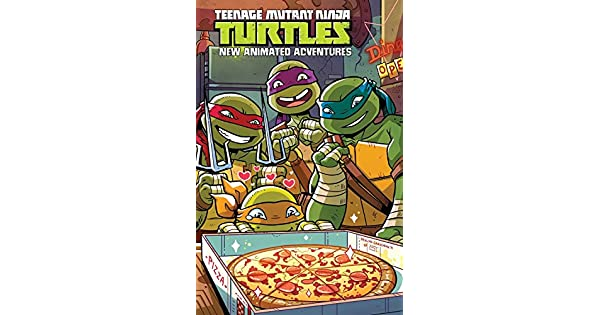 Amazon.com: Teenage Mutant Ninja Turtles: New Animated ...