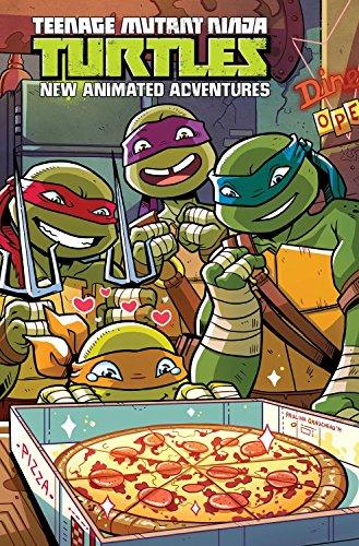 Teenage Mutant Ninja Turtles: New Animated Adventures Omnibus Volume 2 (TMNT NAA Omnibus)