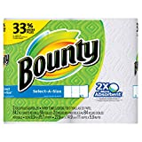 Bounty Paper Towels, Select-a-Size, 2 Count
