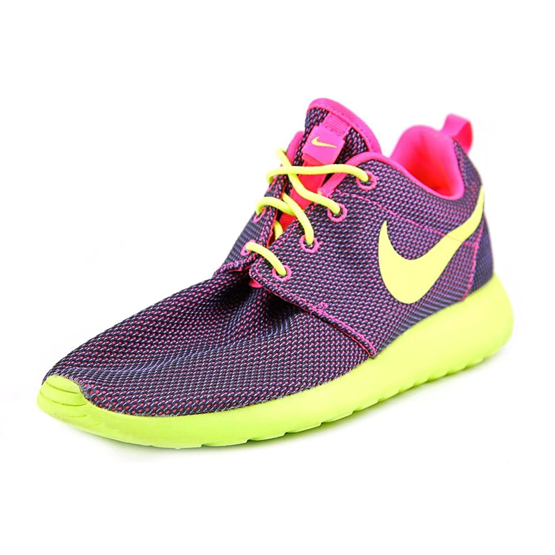 Nike Roshe Run Damen Muster Schwarz Weiß