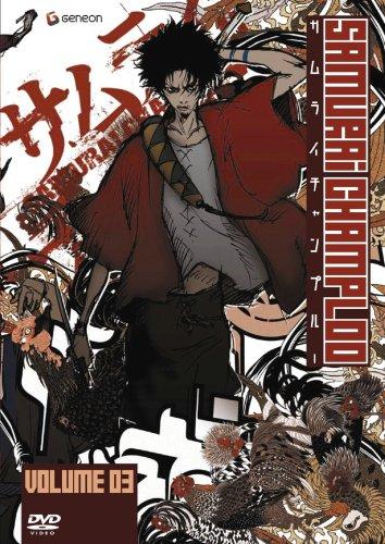 Samurai Champloo Film Manga Volume 3