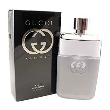 631762ccf Amazon.com   Gucci Guilty Eau Pour Homme for Men Eau De Toilette Spray