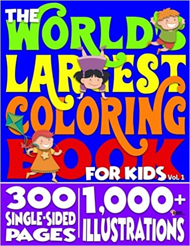 The World's Largest Coloring B...