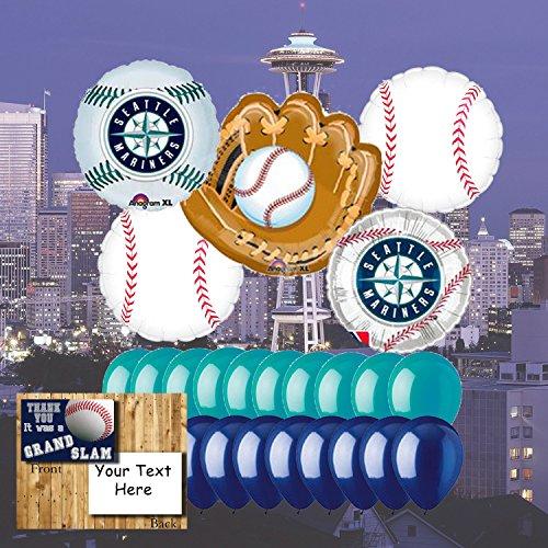 (Seattle Mariners 25 Piece Balloon)
