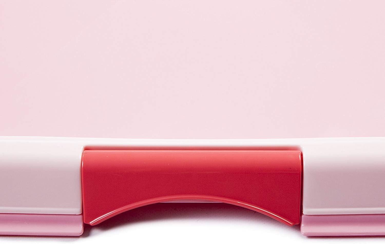 Iris Ohyama Pet Tray FT-650 Pink EU PKG